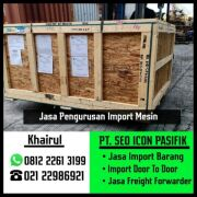 Jasa Import Mesin Digital Printing | 081222613199